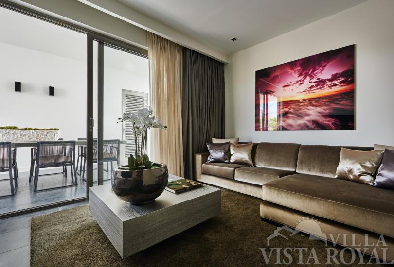 luxe villa door Eric Kuster ontworpen gelegen op Vista Royal